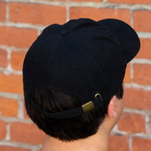 Black BaT Logo Hat