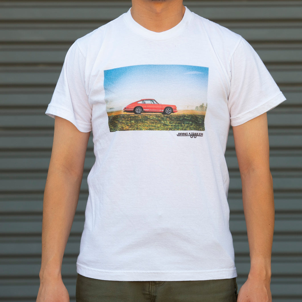 White Porsche 2018 Photo Gallery of the Year Shirt