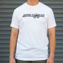 White Bring A Trailer T-Shirt