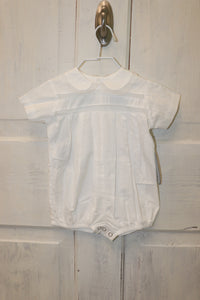 Lullaby Set White Bubble with Lace
