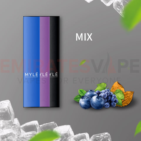 MYLE Disposable Vape Pack ( New Hot Myle Vape ) - 3pcs In Each Pack
