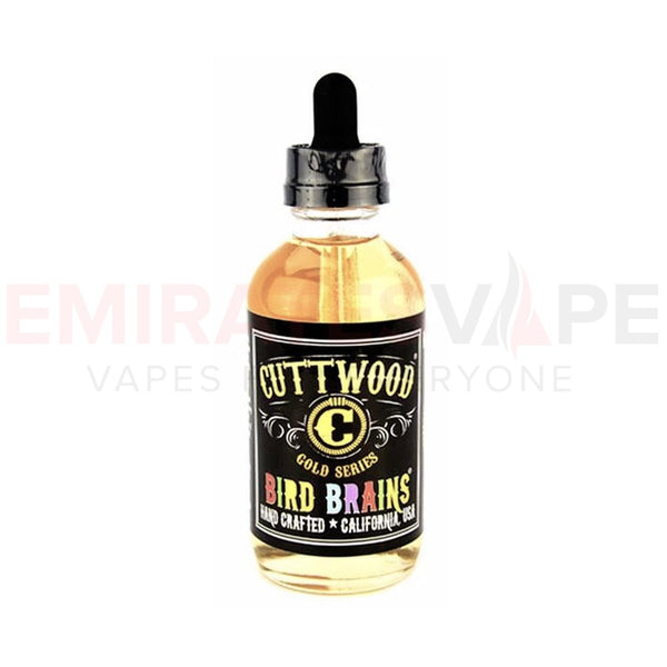 Cuttwood E-Liquids - Bird Brains - 60ml