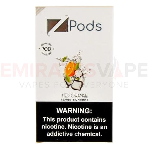 ZIIP Pods (Iced Orange flavor) - 50MG