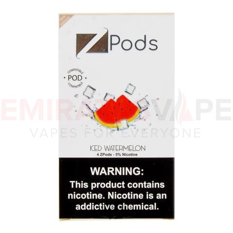 ZIIP Pods (Iced Watermelon flavor) - 50MG