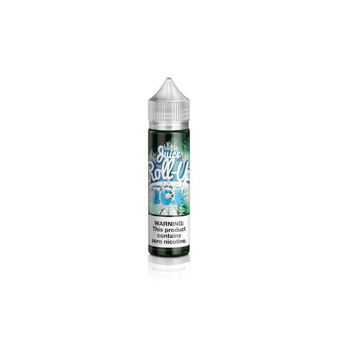 Green Apple - Juice Roll-Upz E Liquid - 60ml
