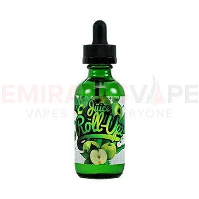 Roll Upz E-Liquid - Green Apple - 60ml
