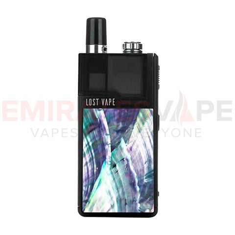 Lost Vape - Orion DNA Go – Black Ocean Scallop - 40W AIO Pod System