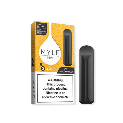 Myle Mini – Iced Apple Mango Disposable Device