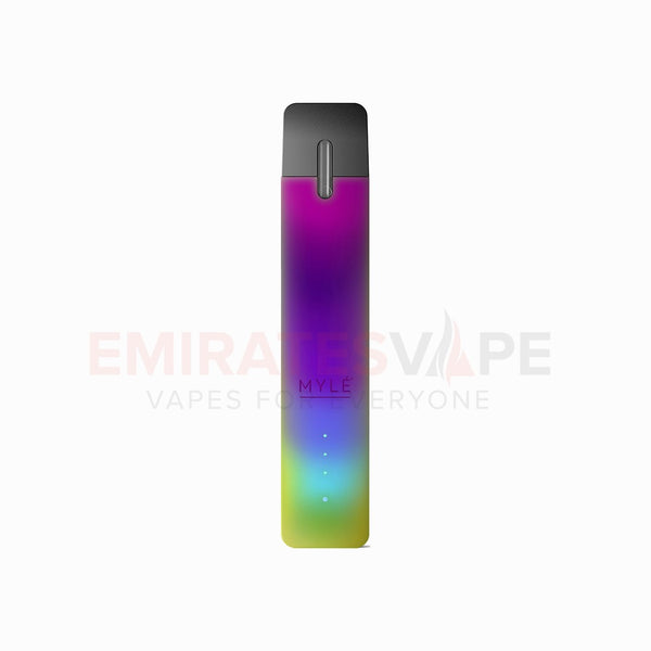MYLE Ultra Portable Pod System (Cosmic Rainbow) - only the device