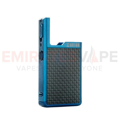 Lost Vape - Orion DNA Go – Blue Carbon Fiber - 40W AIO Pod System