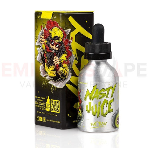 Nasty Juice - Fat Boy - 60ml