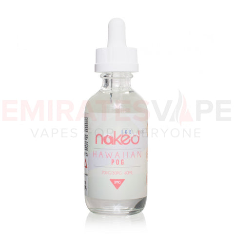 Schwartz - Naked 100 - Hawaiian Pog Ice - 60ml