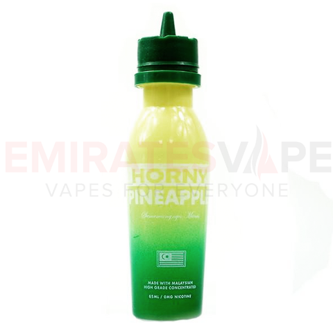 Horny Flava E-Juice - Pineapple - 65ml