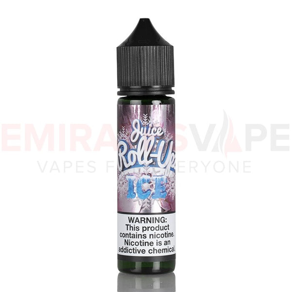 Ice Strawberry - Juice Roll-Upz E Liquid - 60ml