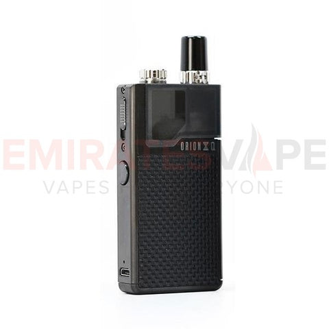 Lost Vape - Orion DNA Go – Black Carbon Fibre - 40W AIO Pod System