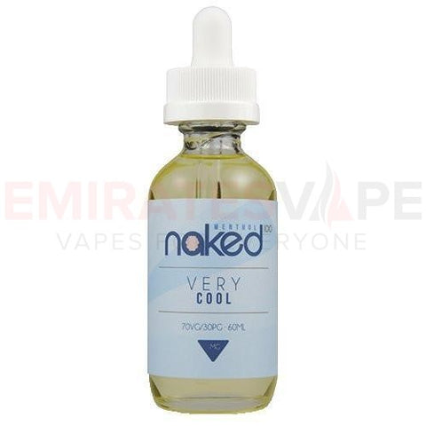 Schwartz - Naked 100 Menthol - Very Cool - 60ml