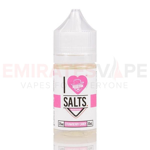 Mad Hatter - I Love Salts - Strawberry Candy - 30ml
