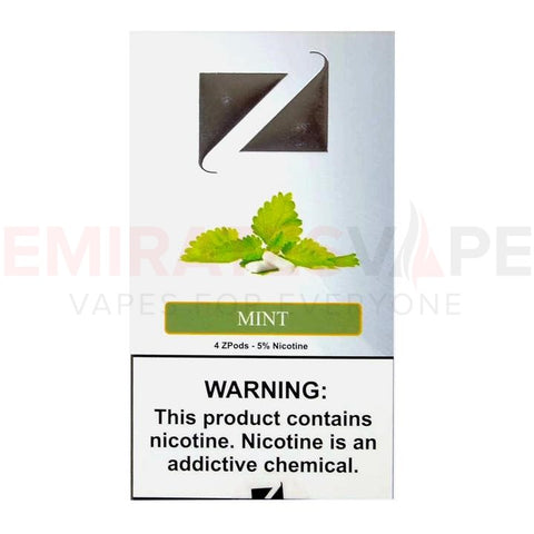 ZIIP Pods (Mint flavor) - 50MG