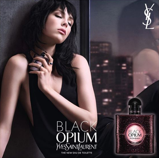 Yves Saint Laurent Black Opium Eau De Toilette for Women 90ml