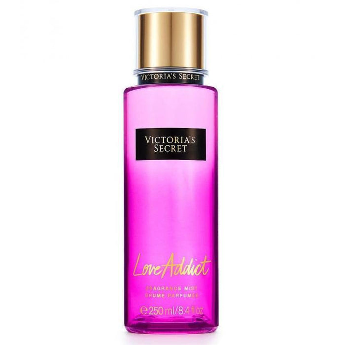 Body Mist  Love Addict  250 ML - O2morny.com