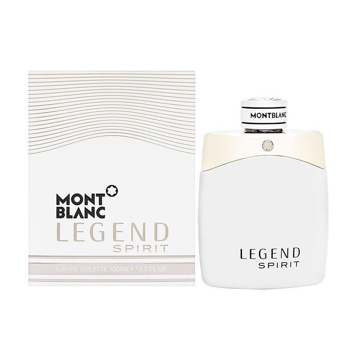 Mont blanc Legend Spirit Eau de Toilette For Men 100ml - O2morny.com