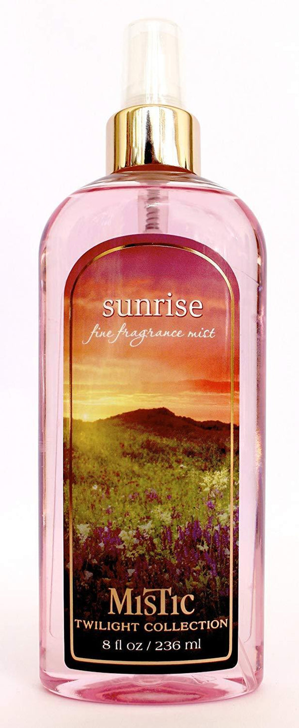 Mistic New! Sunrise Body Mist For Women 236 ML - O2morny.com