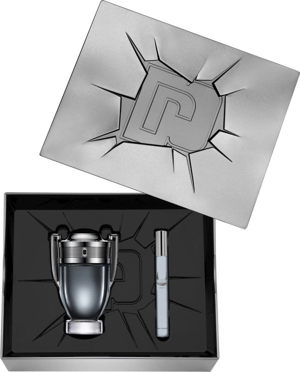 PACO RABANNE Invictus Intense Men EDT (100mL) + EDT (10mL) - O2morny.com