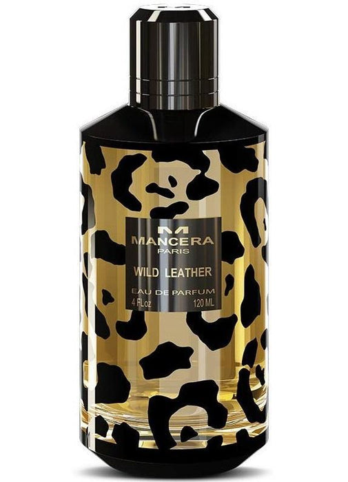 Mancera Wild Leather Eau De Parfum Unisex 120ml