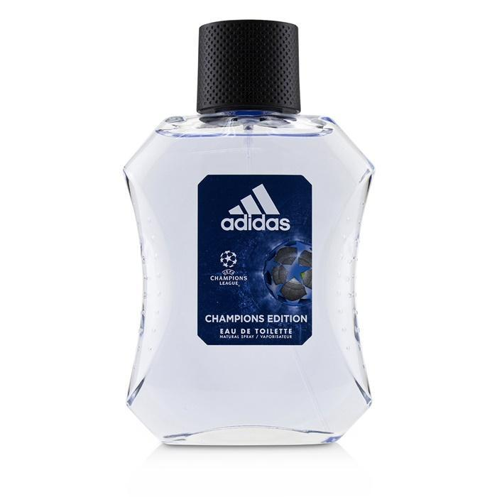 Adidas Champions League Champion Edition Eau De Toilette for Men 100ml
