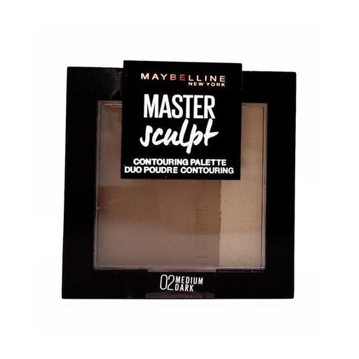 Maybelline New York Face Studio Master Sculpt Powder - 02 Medium Dark - O2morny.com