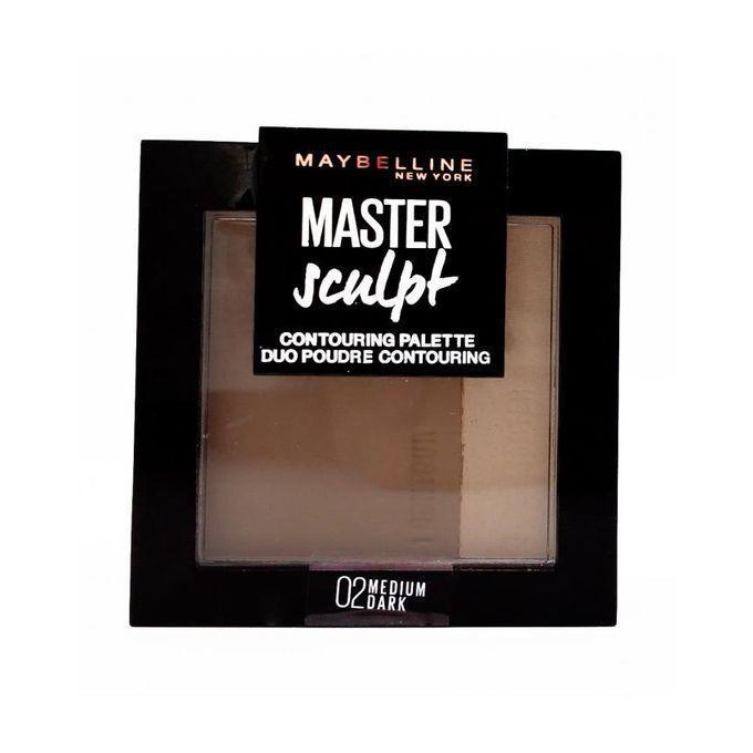 Maybelline New York Face Studio Master Sculpt Powder - 02 Medium Dark