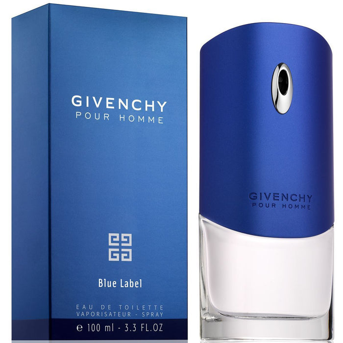 Givenchy Blue Label Eau De Toillete for Men 100ml - O2morny.com
