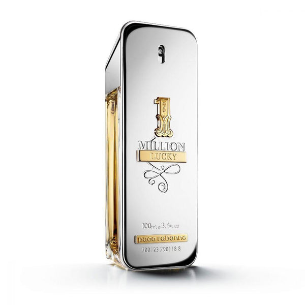 Paco Rabanne One Million Lucky Eau De Toilette For Men 100ml - O2morny.com
