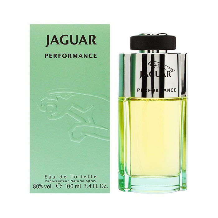 Jaguar Performance Eau De Toilette For Men 100ml - O2morny.com