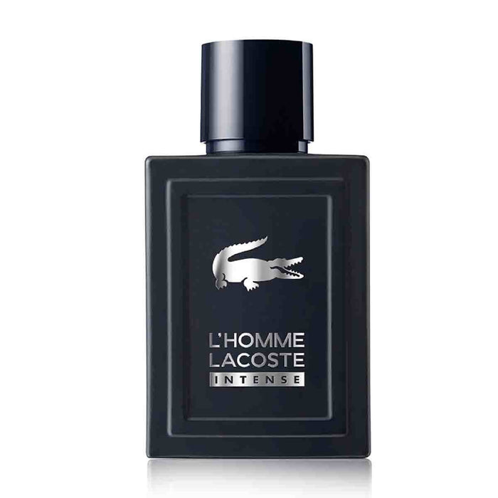Lacoste L'Homme Intense Eau De Toilette for Men 100ml - O2morny.com