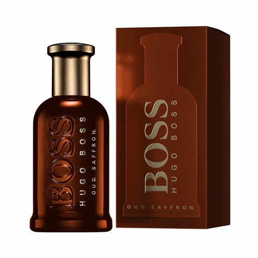 Hugo Boss Bottled Oud Saffron Eau De Parfum for Men 100ml - O2morny.com
