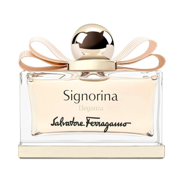 Salvatore Ferragamo Signorina Eleganza Eau De Parfum For Women 100ml - O2morny.com