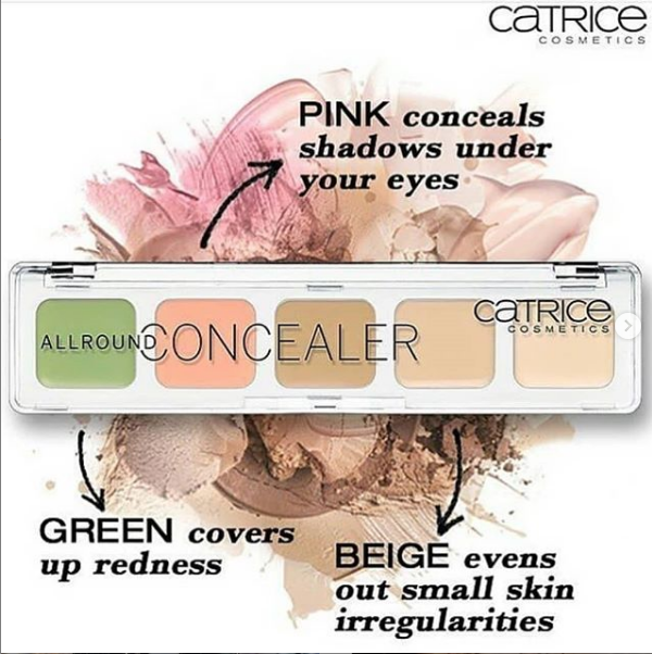 Catrice Allround Concealer 010 - O2morny.com