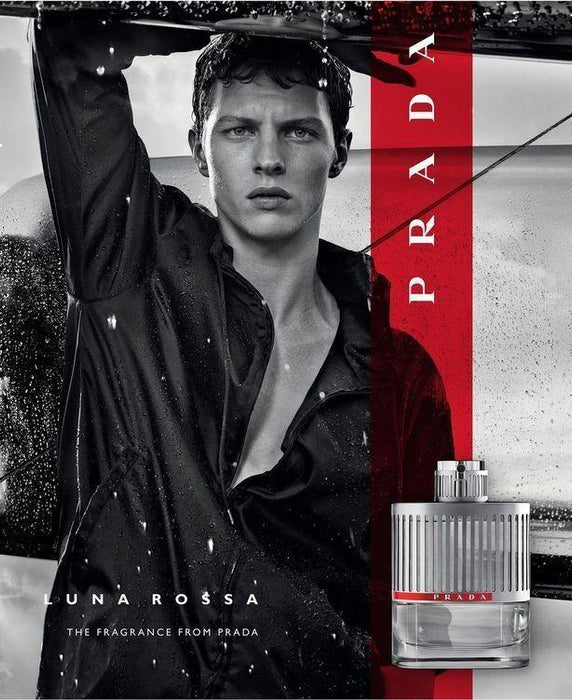 Prada Luna Rossa Eau De Toilette For Men 100ml