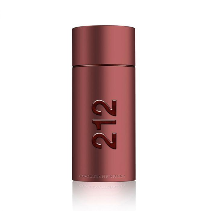 Carolina Herrera 212 Sexy Eau De Toilette for Men 100ml - O2morny.com