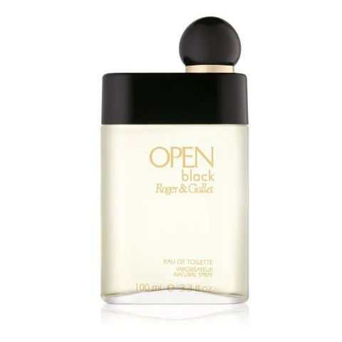Roger & Gallet Open Black Eau De Toilette for Men 100ml