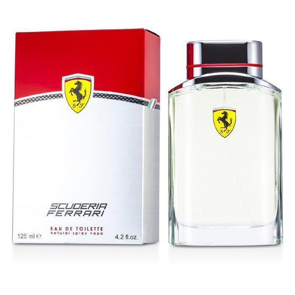 Ferrari Scuderia Eau De Toilette for Men 125ml - O2morny.com
