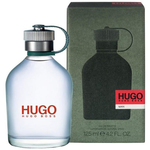 Hugo Boss Hugo Man Eau De Toilette for Men 125ml