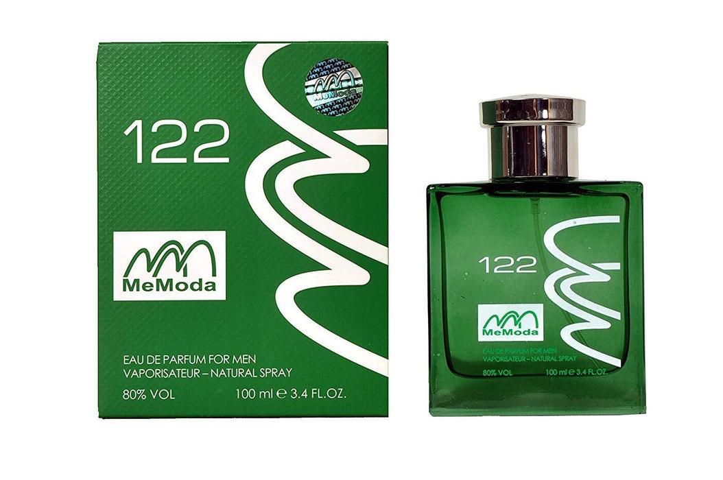 Me Moda Lacoste 122 EDP Men 100 ML - O2morny.com