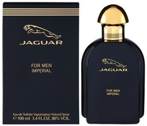 Jaguar Imperial Eau De Toilette For Men 100ml - O2morny.com