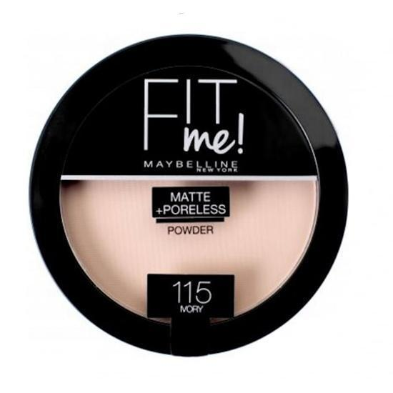Maybelline New York Fit Me Matte & Poreless Powder – 115 Buff Beige
