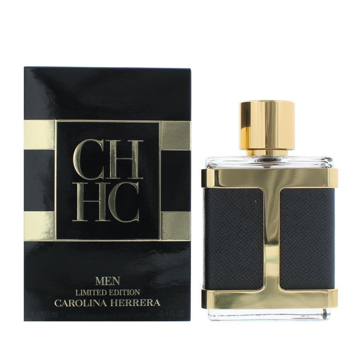 Carolina Herrera CH Insignia Limited Edition Eau de Parfum 100ml For Men - O2morny.com