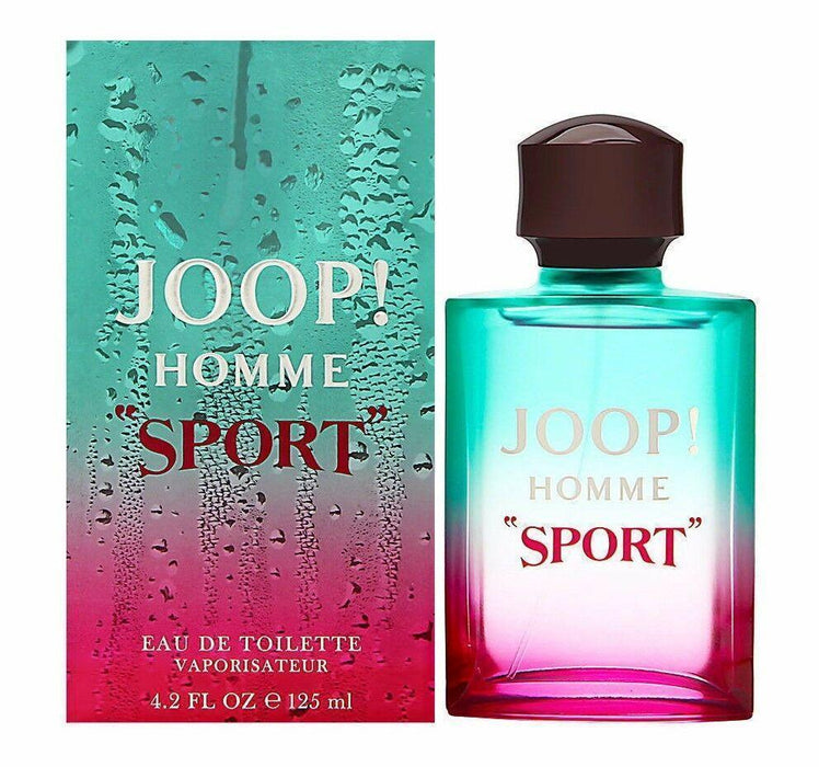 Joop! Homme Sport Eau De Toilette for Men 125ml - O2morny.com