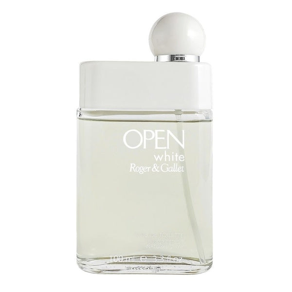Roger & Gallet Open White Eau De Toilette for Men 100ml