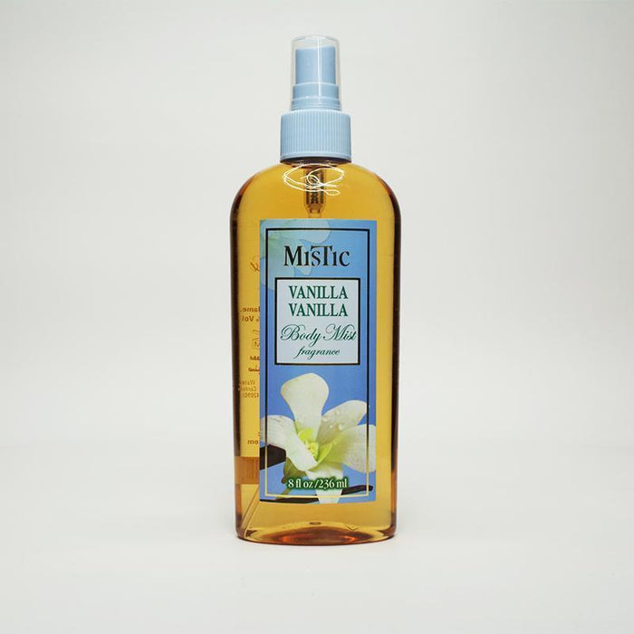 Mistic Vanilla Body Mist   For Women  236 ML - O2morny.com